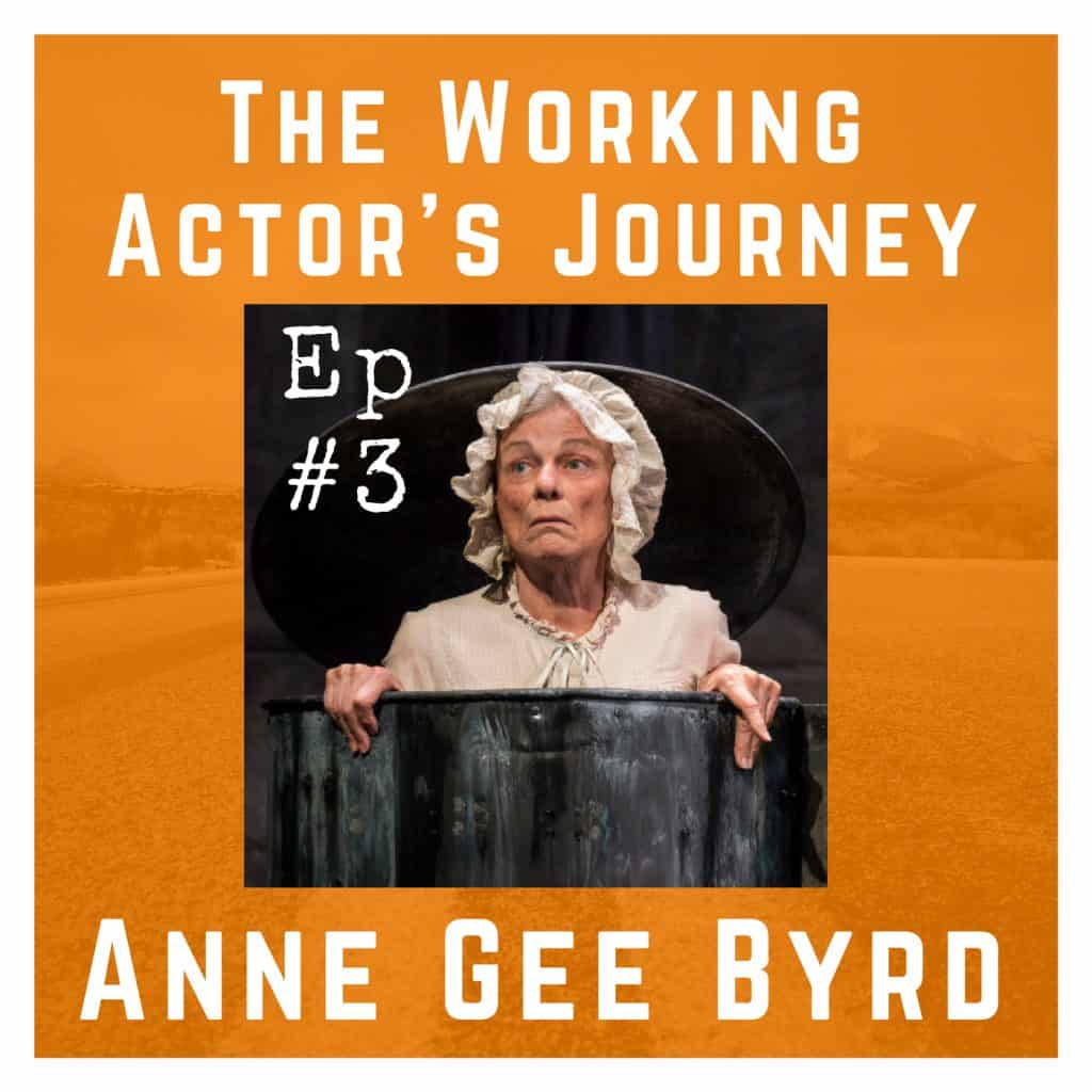 Ep 3 with Anne Gee Byrd
