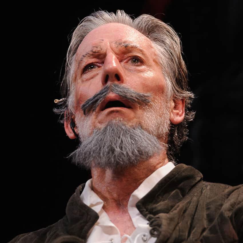 Geoffrey Wade as Don Quixote