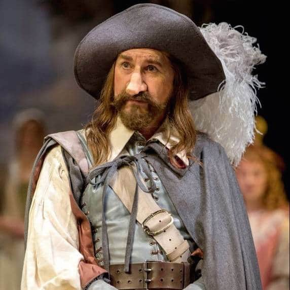 Harry Groener as Cyrano