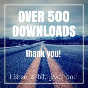 500 Downloads!