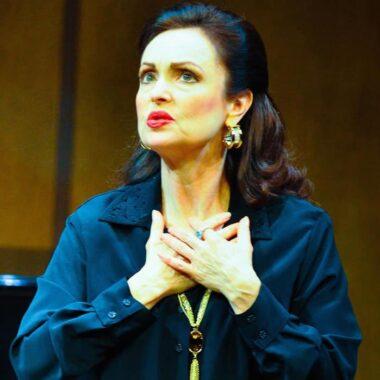 Gigi Bermingham as Maria Callas