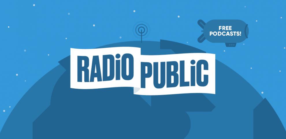 RadioPublic banner