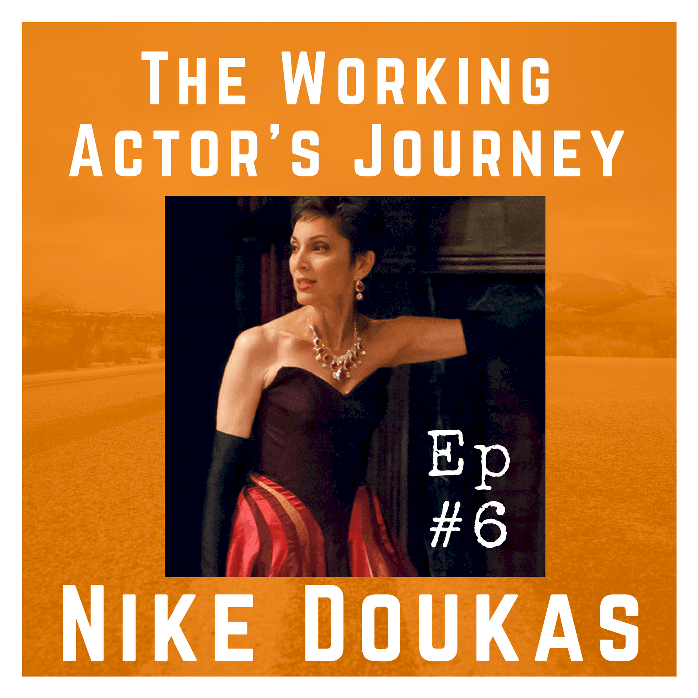 Ep 6 with Nike Doukas
