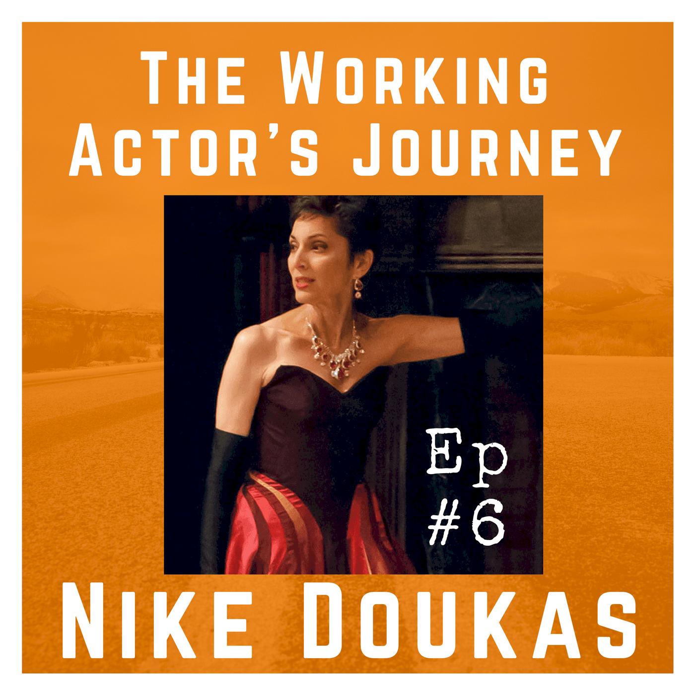Ep 6 with Nike Doukas