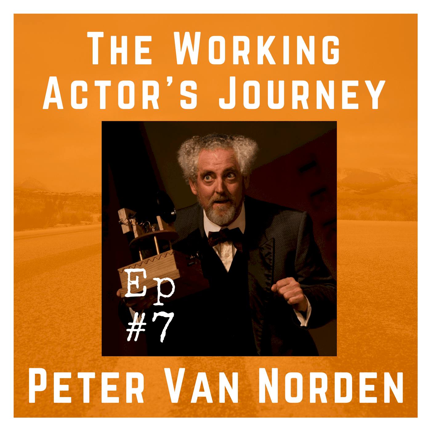 Ep 7 with Peter Van Norden