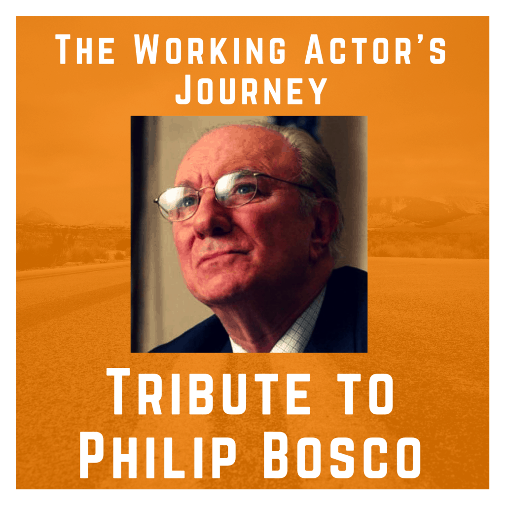 Tribute to Philip Bosco