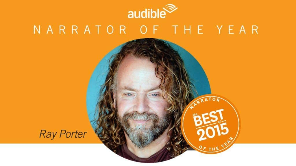 Ray Porter - Narrator of the Year