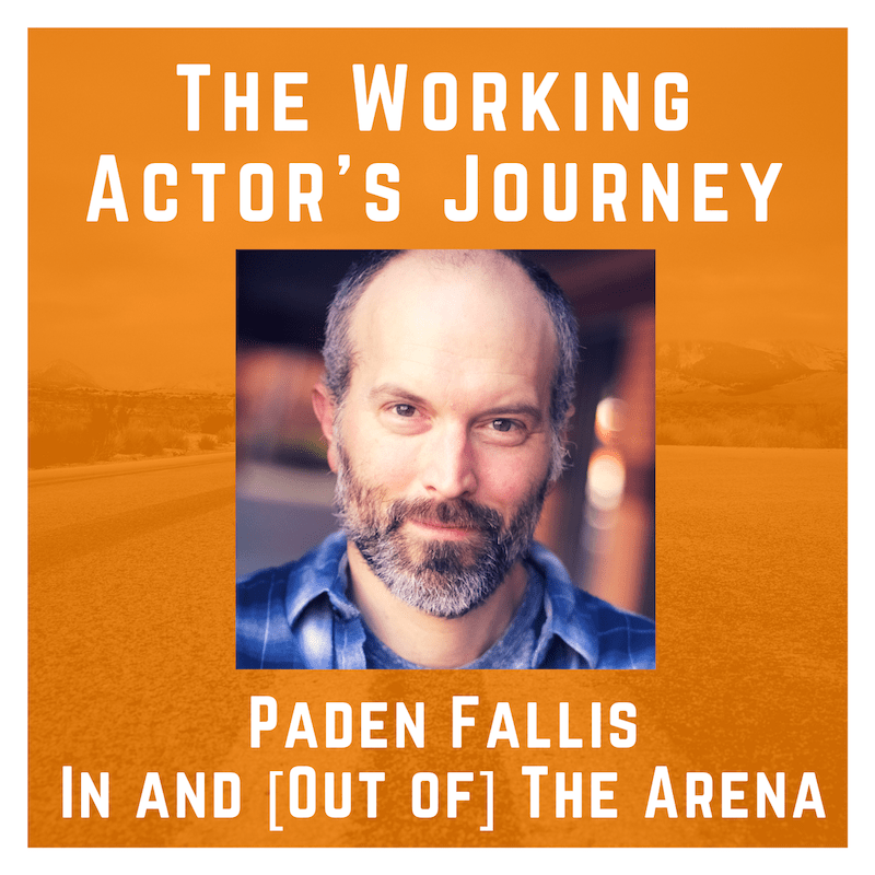 Paden Fallis - In and [Out of] the Arena