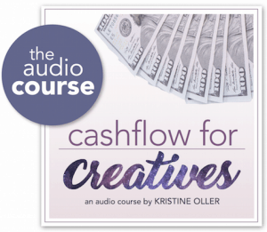 Cashflow for Creatives Course