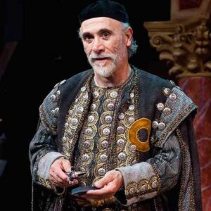 Tony Amendola as Shylock