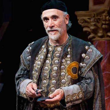 Tony Amendola as Shylock