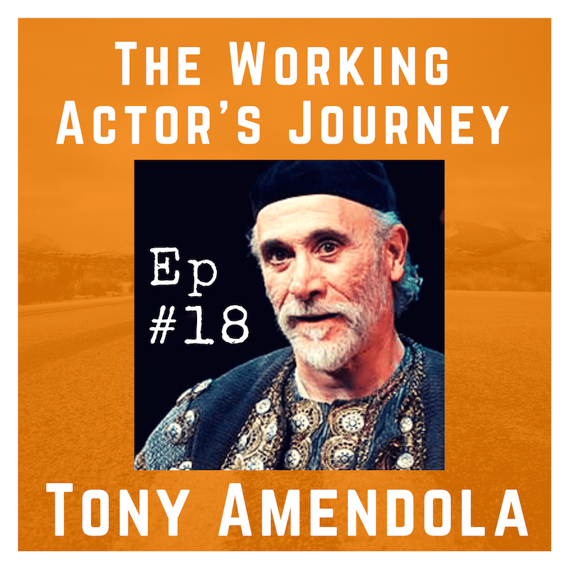 Tony Amendola on WAJ