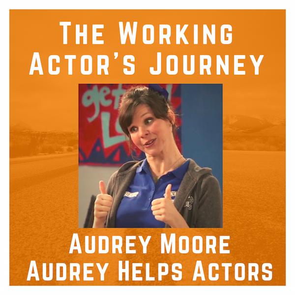 Audrey Moore of Audrey Helps Actors