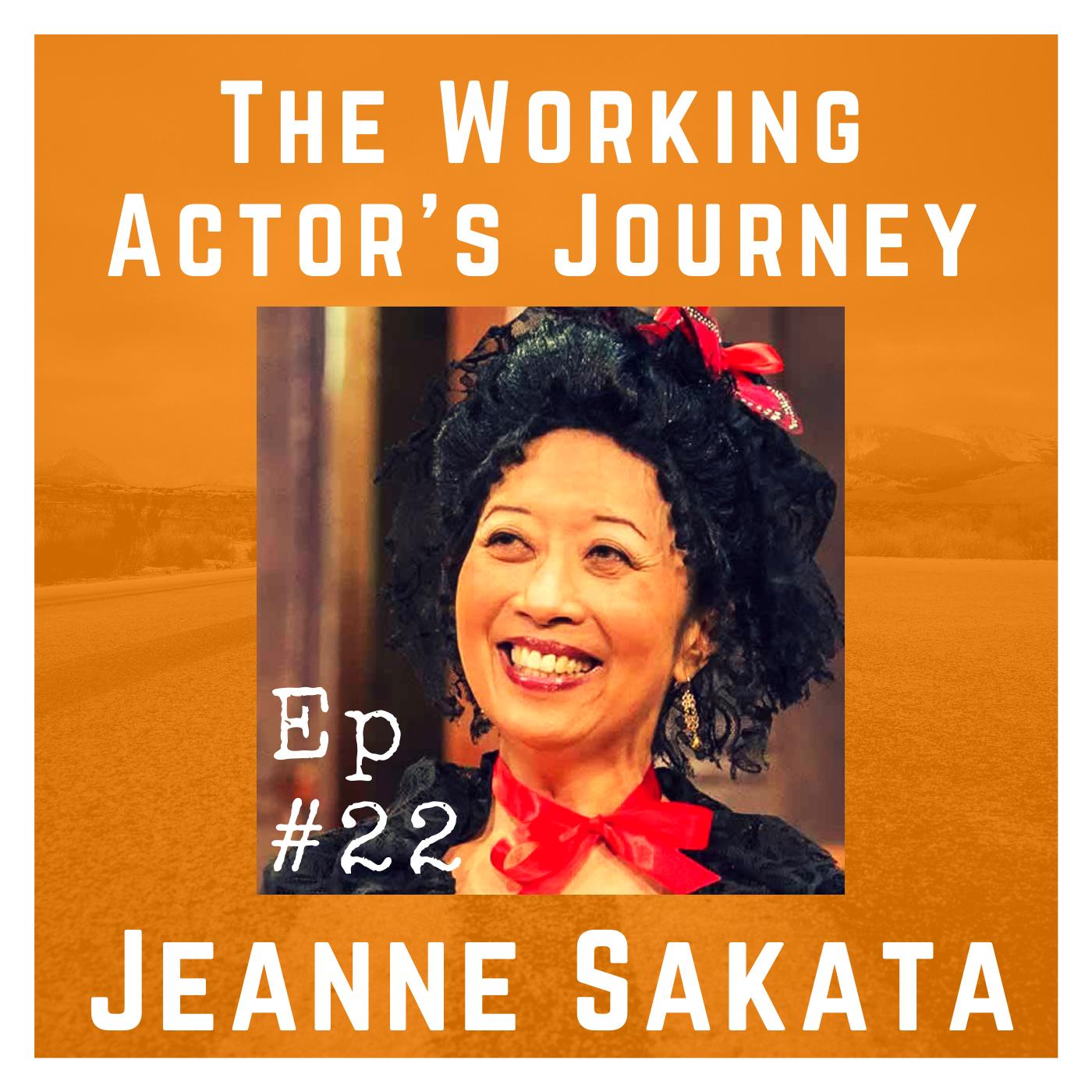 Jeanne Sakata ep 22
