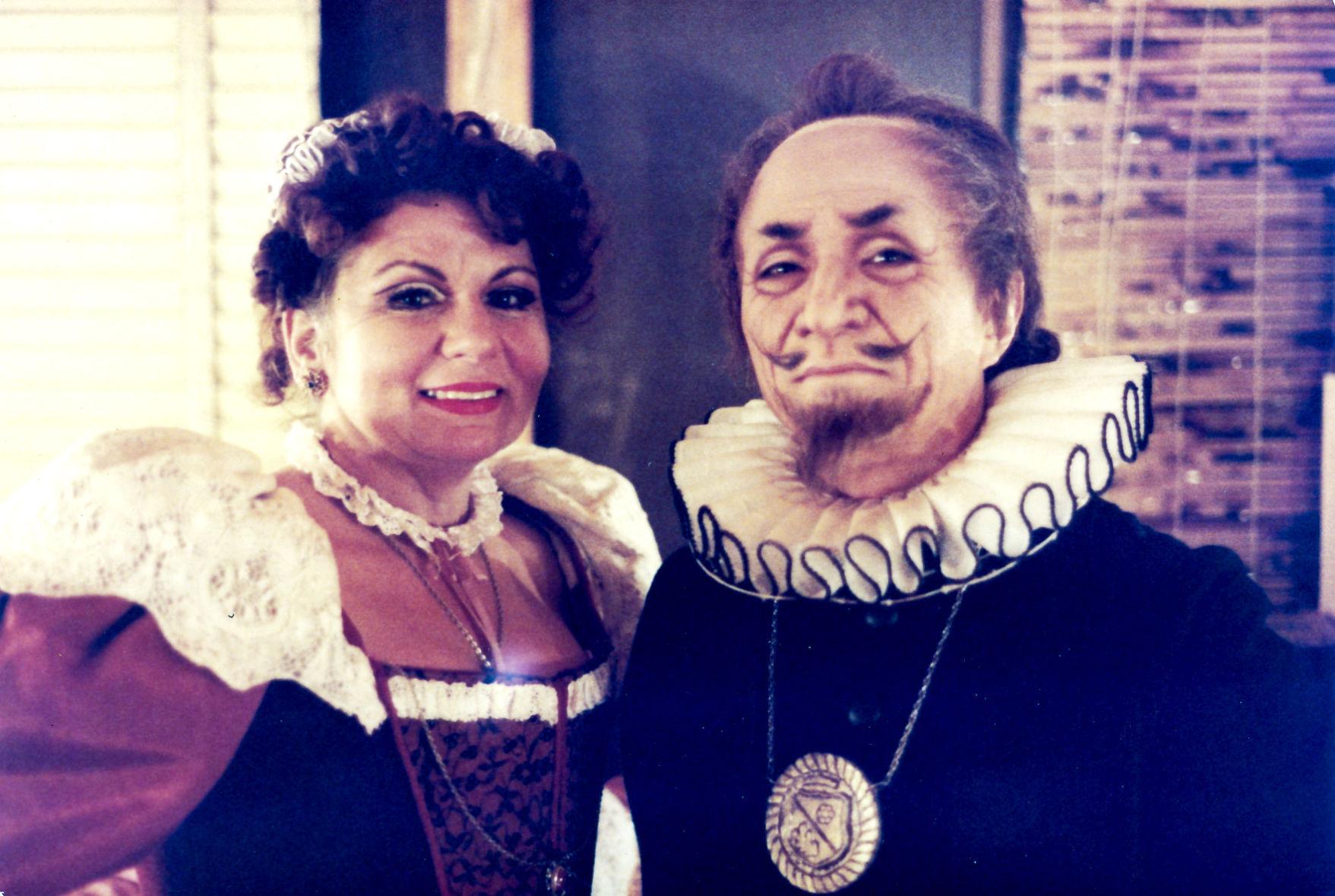 Annie Occhiogrosso and Randall Duk Kim