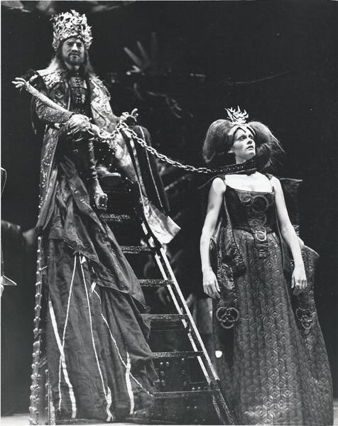 Randall Duk Kim as Richard III