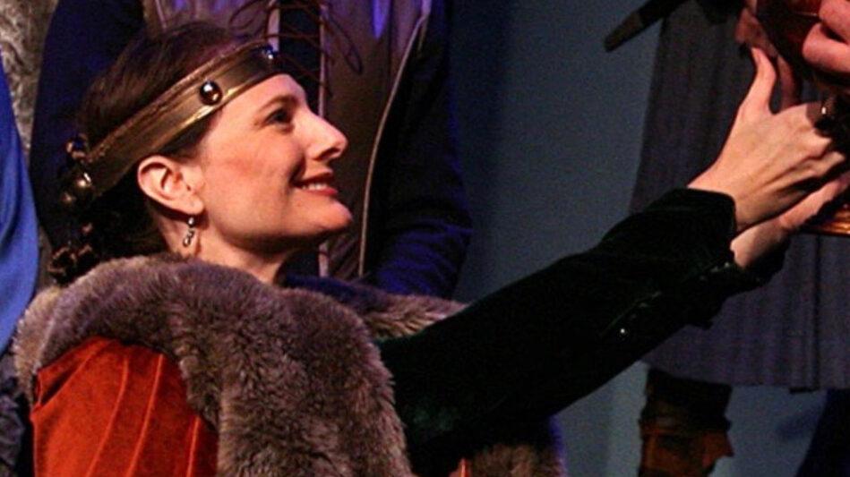 Susan as Lady Macbeth